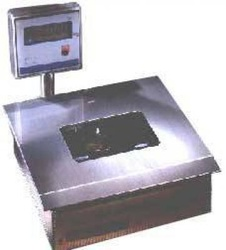 Váho-scanner DS-860+MS7625